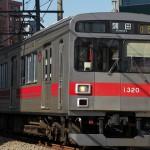 【Tokyo Train Story】東急池上線の1000系電車