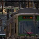 【Tokyo Train Story】早暁の大塚(都電荒川線)