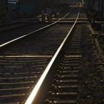 【Tokyo Train Story】夕暮れの線路ギラリ(都電荒川線)