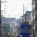 【Tokyo Train Story】カラフルな東急世田谷線