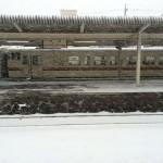 大雪の東京を脱出してさらに大雪の岐阜県内にある温泉地に来ています