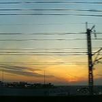 埼京線から富士山