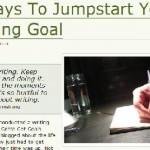 物を書く習慣に活を入れる9つの方法