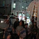 平成25年(2013年)の雑司ヶ谷鬼子母神の御会式をiPhone5sなどでたっぷり撮影してみた(動画あり)