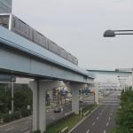 【Tokyo Train Story】高架を走るゆりかもめ
