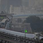 【Tokyo Train Story】ゆりかもめの線形