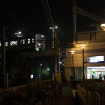 【Tokyo Train Story】京成線の町屋駅(夜の駅シリーズ)