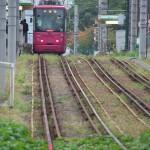 【Tokyo Train Story】雑司が谷付近の坂がある風景(都電荒川線)