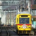 【Tokyo Train Story】都電あかおび号