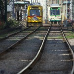 【Tokyo Train Story】遠くに(都電荒川線)