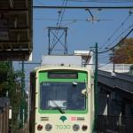 【Tokyo Train Story】青い空を背景にして(都電荒川線)