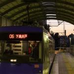 【Tokyo Train Story】帰宅時間の東急世田谷線