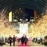 恵比寿ガーデンプレイスで開催されているイルミネーションイベント 「Baccarat ETERNAL LIGHTS 歓びのかたち &冬のイルミネーション」と「Christmas Place(クリスマスプレイス)」を撮影してきた!