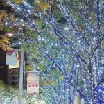 六本木のけやき坂通りのイルミネーションイベント 「Roppongi Hills 10th Anniversary Christmas」を撮影してきた!