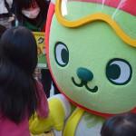 ヴィクトリア神田本店へゆるキャラグランプリ2013で28位を獲得したアルクマに会いに行ってきた!(動画あり)