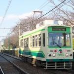 【Tokyo Train Story】雪だるまがいる!(都電荒川線)