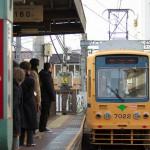 【Tokyo Train Story】三ノ輪橋電停にて 黄色い都電荒川線