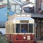 【Tokyo Train Story】迎春ヘッドマークを付けた都電レトロ9001