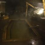 東鳴子温泉の旅館大沼の宿泊者専用の貸切露天風呂は最高に気持ちいい! 冬の東北温泉巡りの旅 その16