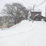 陸羽東線鳴子御殿湯駅周辺の温泉街を大雪の中散策してみる 冬の東北温泉巡りの旅 その14