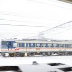 羽越本線酒田駅はキハ40や特急いなほなどのバラエティーに富んだ車両を見ることができるのがかなり楽しい! 冬の東北温泉巡りの旅 その22