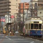 【Tokyo Train Story】自動車と並走する都電荒川線