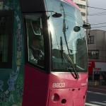 【Tokyo Train Story】ギラリ、ピンクの都電荒川線
