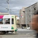 【Tokyo Train Story】都電荒川線と自転車の交差