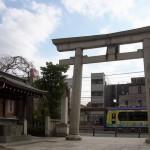 【Tokyo Train Story】鳥居越しの都電荒川線