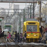 【Tokyo Train Story】荒川遊園地前電停の新ホーム