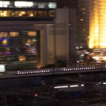 【Tokyo Train Story】東京の夜を疾走する東海道新幹線