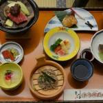 岐阜県の奥飛騨温泉郷平湯温泉の安房館での食事と温泉を紹介します! 冬の岐阜長野温泉巡りの旅 その7