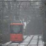 【Tokyo Train Story】ここは本当に東京なのかと疑問に思うような都電荒川線の雪景色