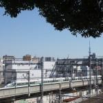 【Tokyo Train Story】東京スカイツリー背景に疾走する東北新幹線