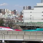 【Tokyo Train Story】SL撮影の前に東北新幹線を撮る!