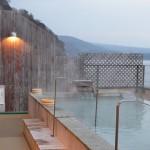 北川温泉名物、海が間近に見える黒根岩風呂の混浴露天風呂に入ってみた! 春の伊豆旅行2014 その13