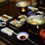 北川温泉ホテルのシンプルだけど温泉宿らしい朝食で大満足する 春の伊豆旅行2014 その14