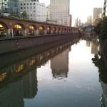 秋葉原駅と御茶ノ水駅の間にある旧万世橋駅跡にできたマーチエキュート神田万世橋に行ってきた!