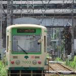 【Tokyo Train Story】都電荒川線とスカイライナーの交錯