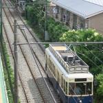 【Tokyo Train Story】斜め上から都電荒川線の車両を眺めることができるポイント