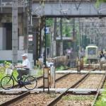 【Tokyo Train Story】かげろうゆらゆら(都電荒川線)
