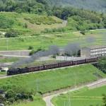 SLレトロみなかみ彦星号の蒸気機関車と旧型客車の組み合わせは最高にいい! 谷川岳山開き号の旅(七鉄ツアー2) その13(最終回)