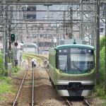 【Tokyo Train Story】東急池上線のお気に入り撮影ポイントから