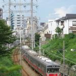 【Tokyo Train Story】切通しを抜ける東急池上線