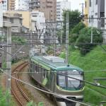 【Tokyo Train Story】切り通しを進む東急池上線