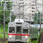 【Tokyo Train Story】戸越銀座駅付近の東急池上線