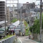 【Tokyo Train Story】東急池上線石川台駅付近の地形
