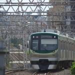 【Tokyo Train Story】蒲田駅へと入って来る東急池上線