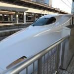 新幹線のE席に座れば富士山が見える(かもしれない)!快適な新幹線で東京から福山へ 広島県デスティネーションキャンペーンの旅 その4
