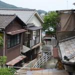 ポニョの家のモデルとなった楢村美術館のちょっと上から鞆の浦を一望してみる 広島県デスティネーションキャンペーンの旅 その10